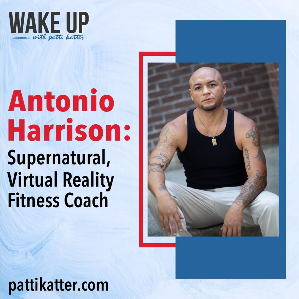 Antonio Harrison Supernatural