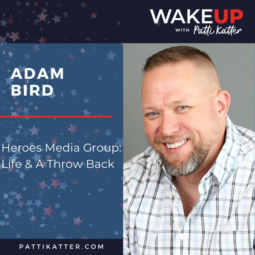 Adam Bird Heroes Media Group