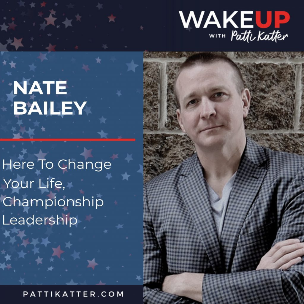 Nate Bailey Nate was a Lieutenant serving the country in the United States Army. As a Platoon Leader during Operation Iraqi Freedom, Nate was charged with the safety and leadership of 42 soldiers serving the country in Kuwait.